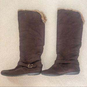 Report Shoes - R2 Report Women's Behar Knee High Boot